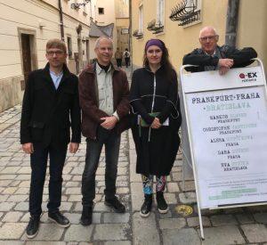 Vernisáž putovnej výstavy v Bratislave